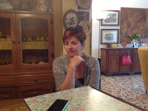 Antonia: Gorgonzola che non c'è più